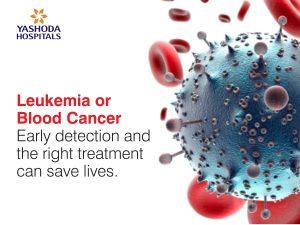 leukemia or blood cancer