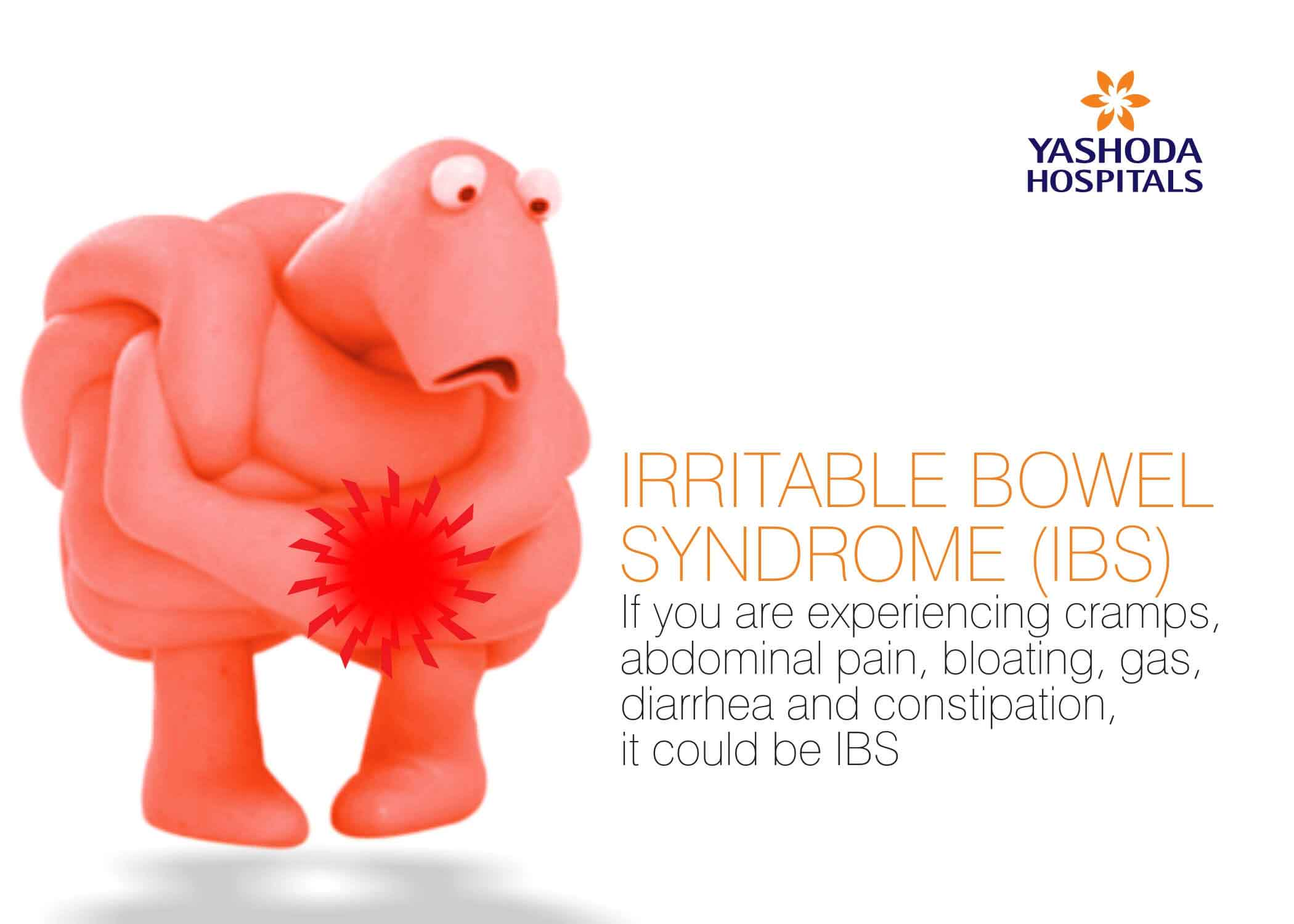 Irritable Bowel Syndrome-IBS