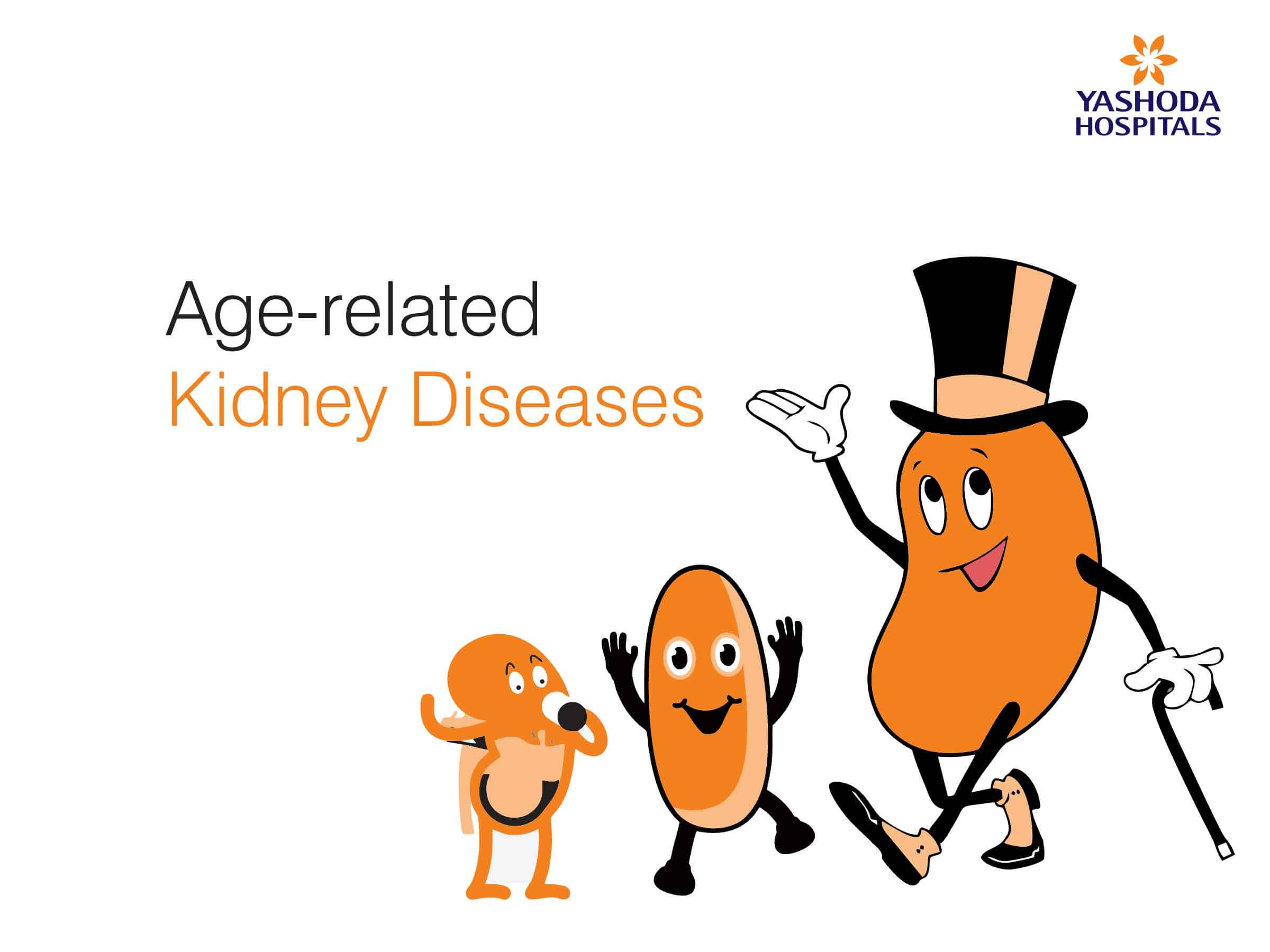Age related kidney diseases