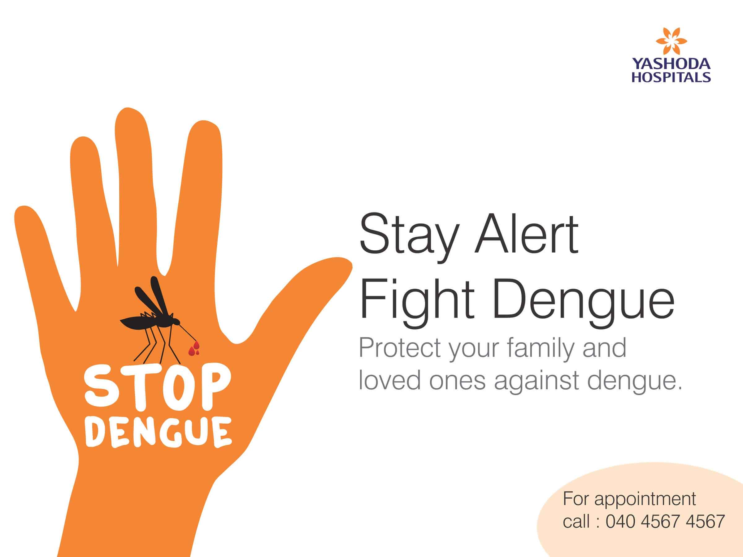 Dengue on the prowl