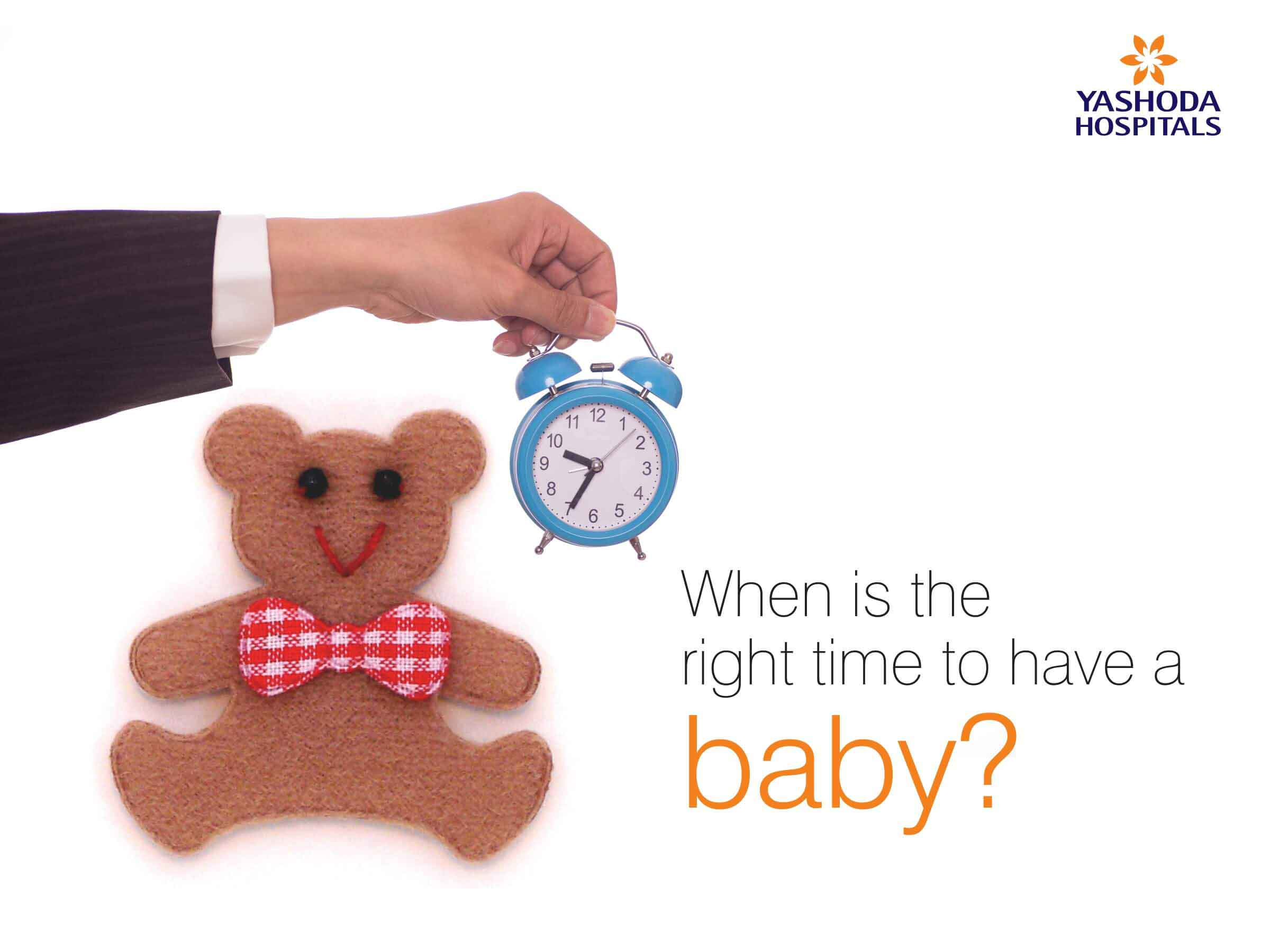 When is the right time to have babies