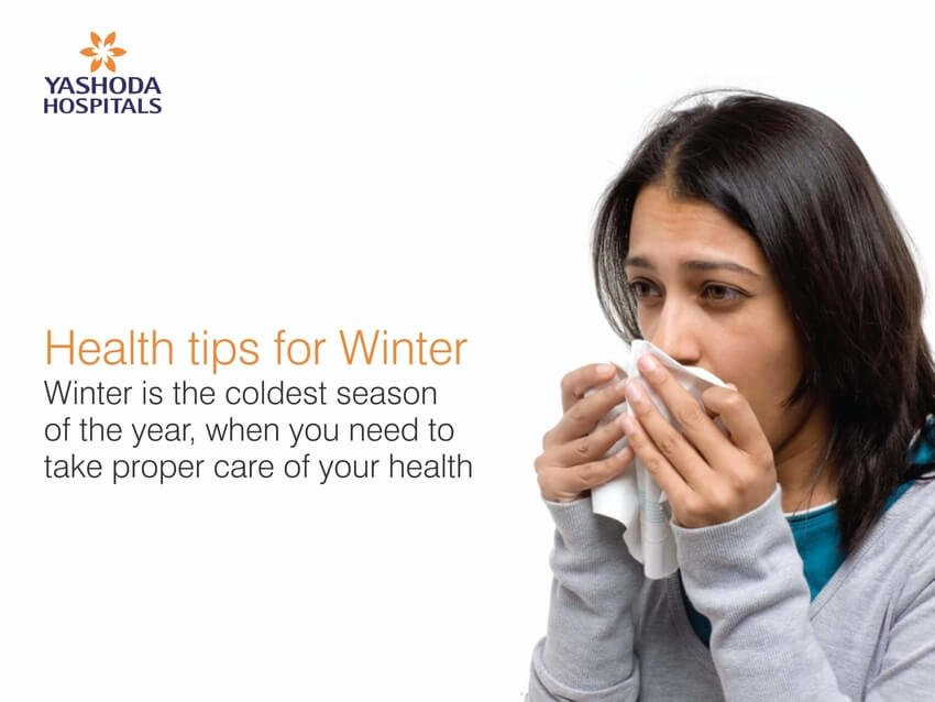 Stay healthy during flu season-health tips for winter