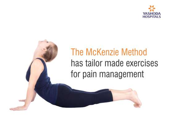 The McKenzie Method – For People with Chronic Pain