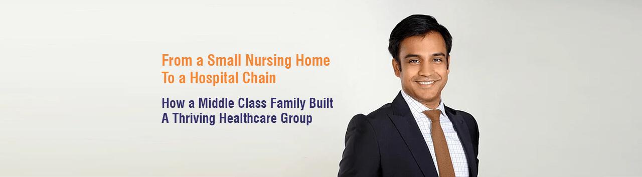 A Small Nursing Home To a Hospital Chain 1
