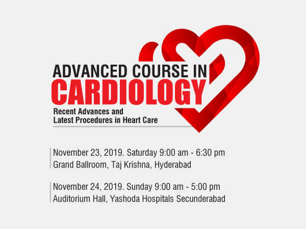 Advanced cordiology course