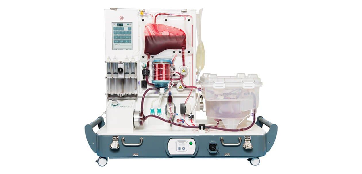 Advanced liver preservation system