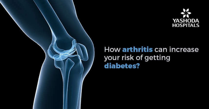 Arthritis and diabetes may go hand in hand