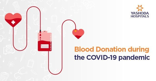 Blood Donation during the COVID-19 pandemic