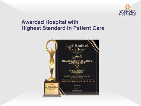 CIMS medica healthcare excellence awards 2020