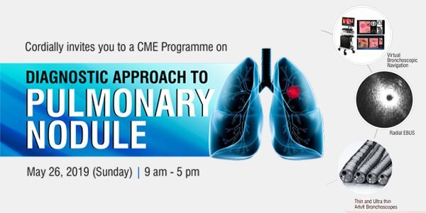 CME Programme Pulmonary Nodule 2019