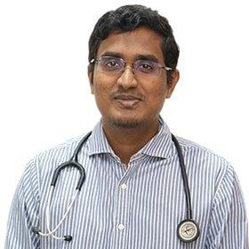 Dr Aashish Reddy Bande Endocrinologist