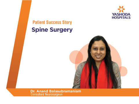 Spine Surgery by Dr. Anand Balasubramaniam