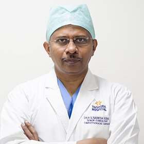 best Cardio thoracic surgeon in hyderabad