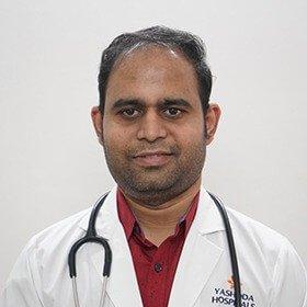 Dr. Sashi Kiran kumar Reddy