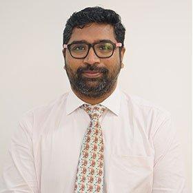 Dr. Sukesh Rao Sankineani
