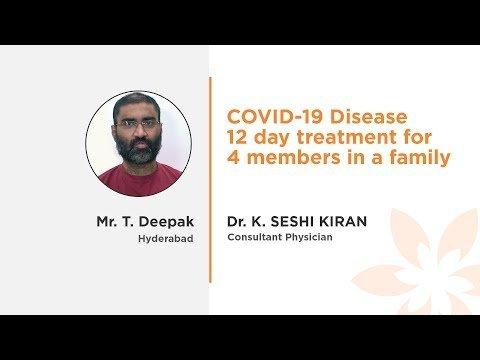 Dr T Deepak Testimonial