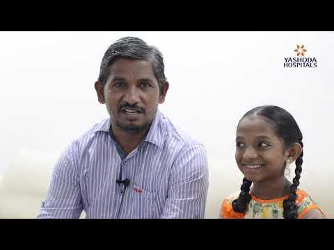 Miss Shaik Nisar Atrial Septal Defect Cardiology testimonial