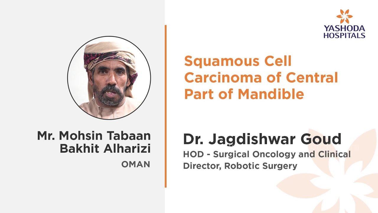 Mohsin Tabaan Oman Dr Jagadishwar Goud
