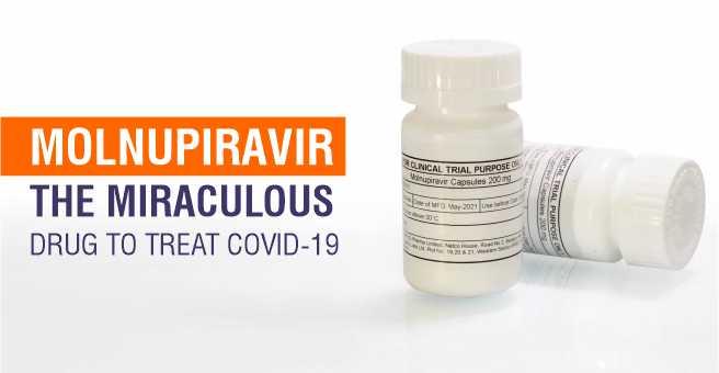 Molnupiravir: