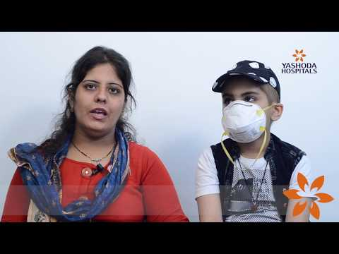 Patient Testimonial for Bone Marrow Transplant by Mr. Aditya from Chhattisgarh