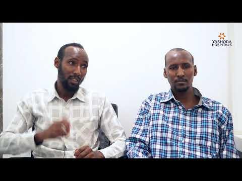 Mr. Farah Ahmed Sudan Dr. Ravi Suman Reddy