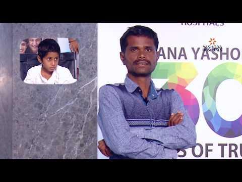 Mr. Sumanth Potu Yashoda Hospitals
