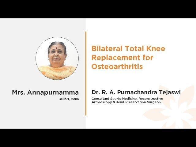 Mrs Annapurnamma Dr R A Purnachandra Tejaswi