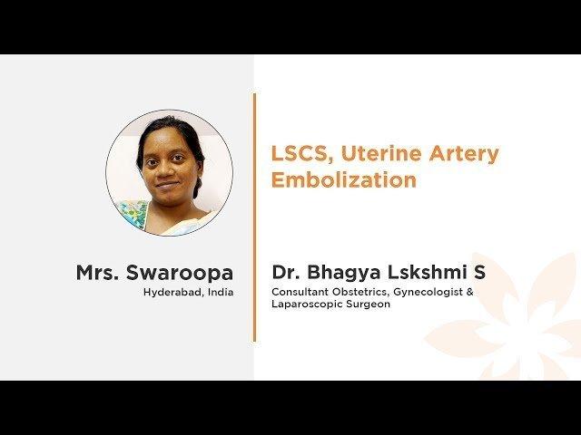 Mrs Swaroopa Dr Bhagya Lakshmi S