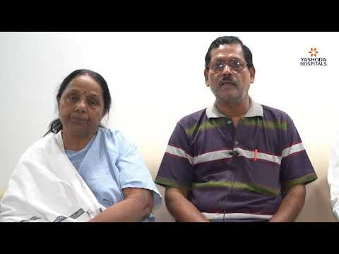 Mrs Usha Prasad Bilateral Total Knee Replacement