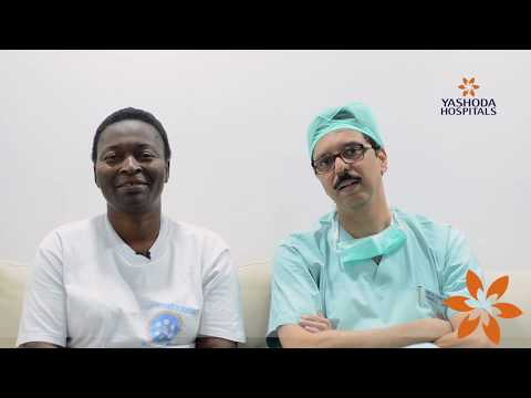 Patient Testimonial for Cancer Treatment by Mrs. Gamuchirai Chesara from Zimbabwe