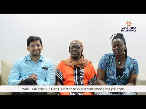 Patient Testimonial for Breast Cancer Surgery, Chemotherapy by Mrs. Mugisha Beatrice from Uganda