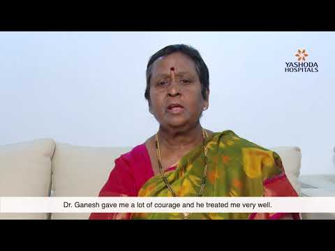 Patient Testimonial for Stem Cell Transplant by Mrs. Sarada Devi from Kurnool