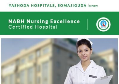 NABH Nursing Excellence Certified