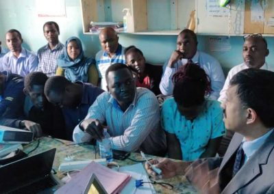 Neurosurgical Skill Transfer Workshop Uganda