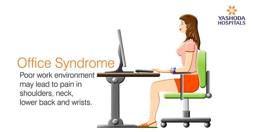 Office Syndrome lower back