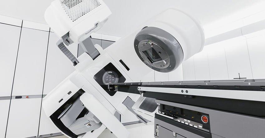 RapidArc radiation technology is the latest innovation