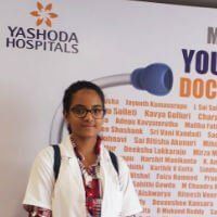 Shreen Naaz Tappa experience at the young doctors camp 2019