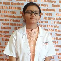 Shruthi Akula experience at the young doctors camp 2019