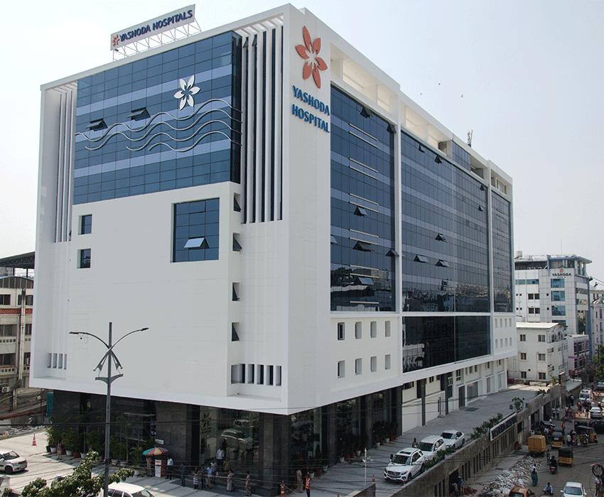Yashoda Hospitals Somajiguda
