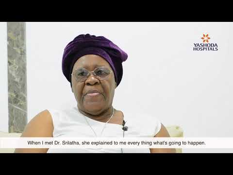 Patient Testimonial for Heart Surgery by Theresa Mukuka from Zambia