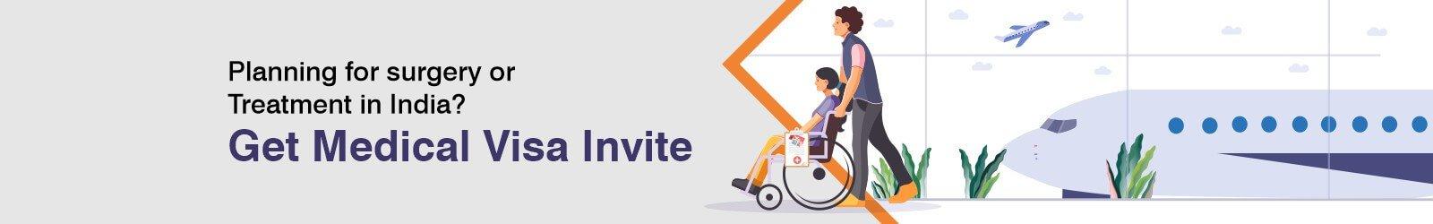 Get Medical Visa Invite from India