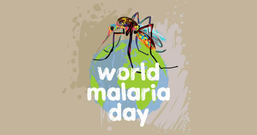 Working to 'End Malaria For Good' this World Malaria Day