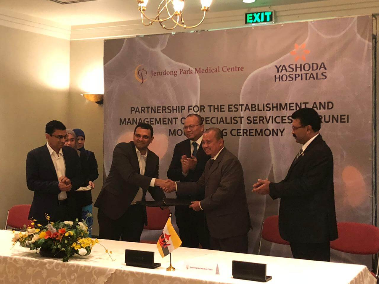 Yashoda Hospitals partners with JPMC, Brunei Darussalam for organ transplant services