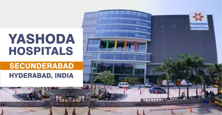 Yashoda hospital hyderabad