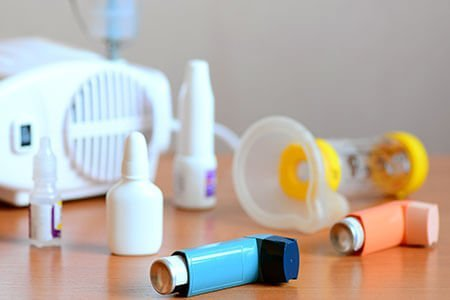 asthma and respiratory allergies