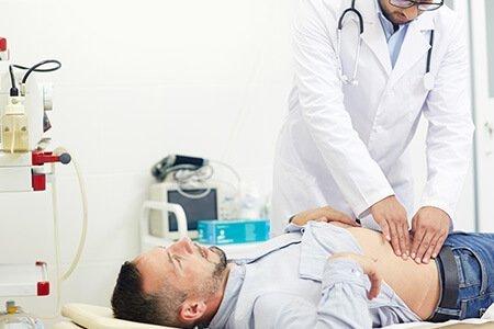 Appendicitis diagnosis
