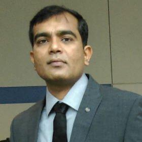 Dr. Bhavin L. Ram