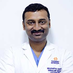 best Surgical Gastroenterologist in hyderabad