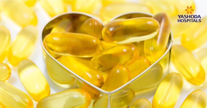 Benefits of taking fish oil for heart