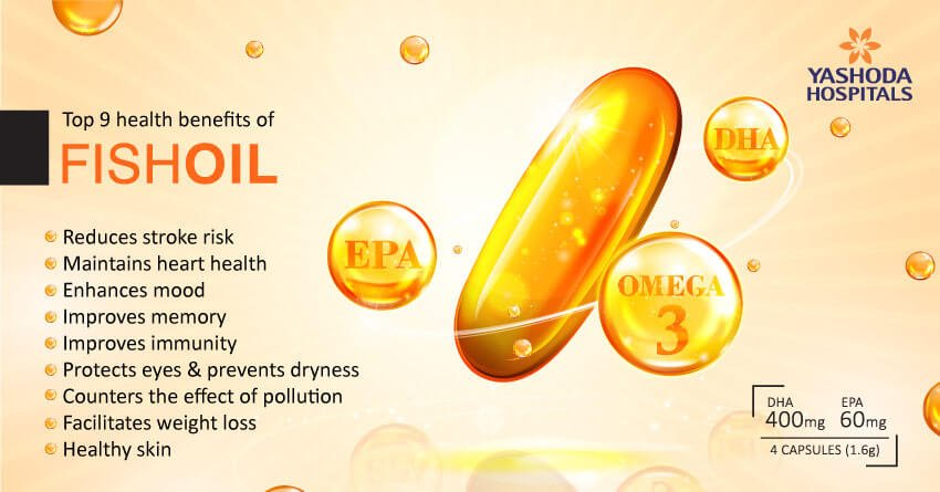 top 10 benefits of taking fish oil everyday